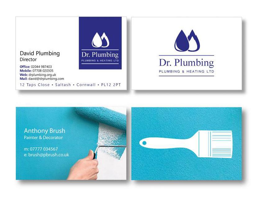 Business Cards   Sharron Wallace